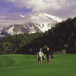 Golf at River Valley Ranch, Aspen Golfing