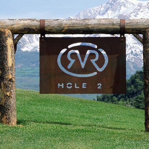 Sign At Hole 2 (1)
